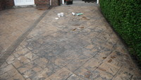 Driveway & patio cleaning Preston image